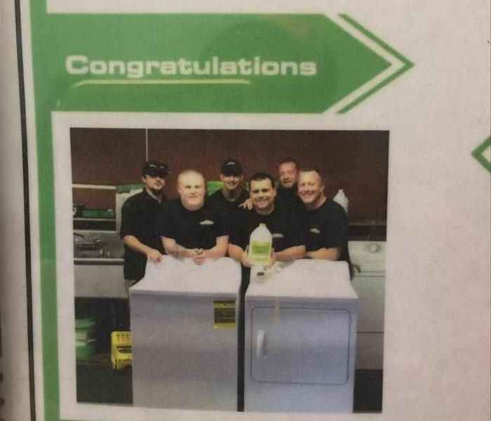 Community SERVPro of Hockessin wins National