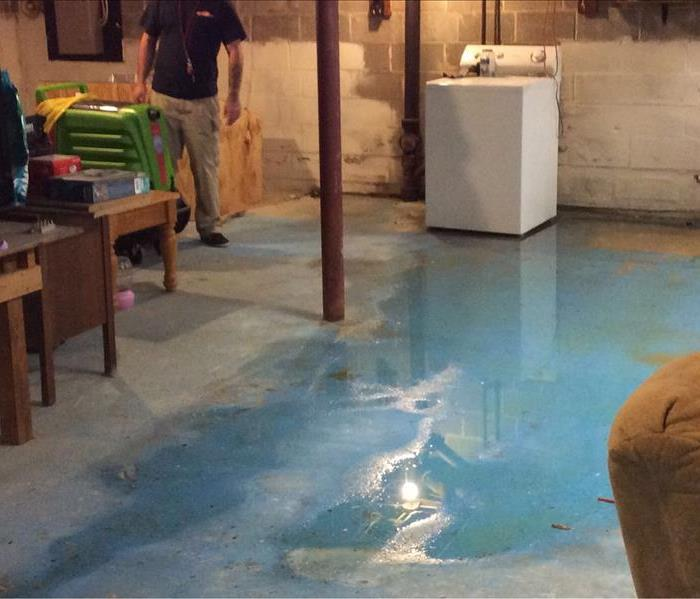 Water Damage Preventing a Future Water Damage